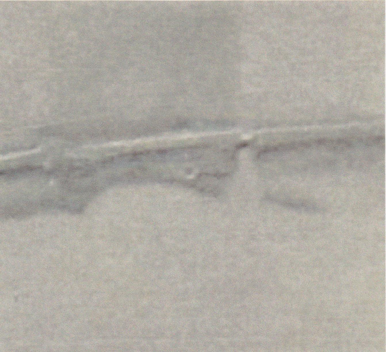 C Krater, geen zware bom